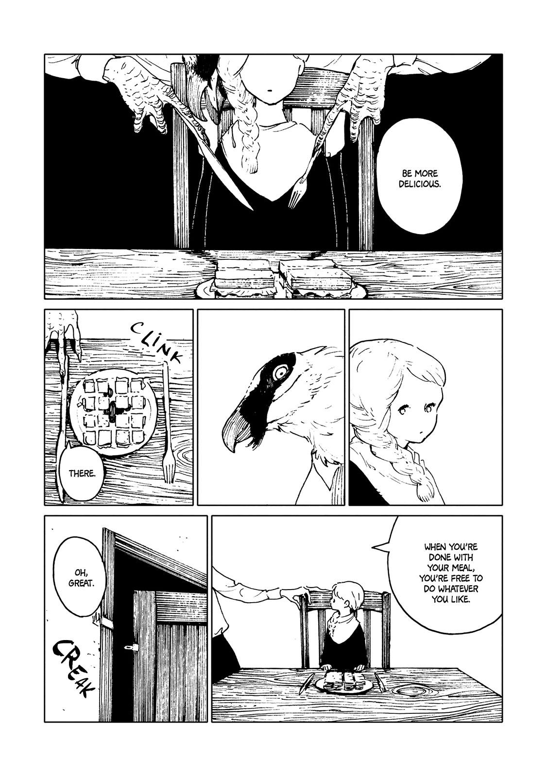 Hijoushoku to Gochisou Ch.0