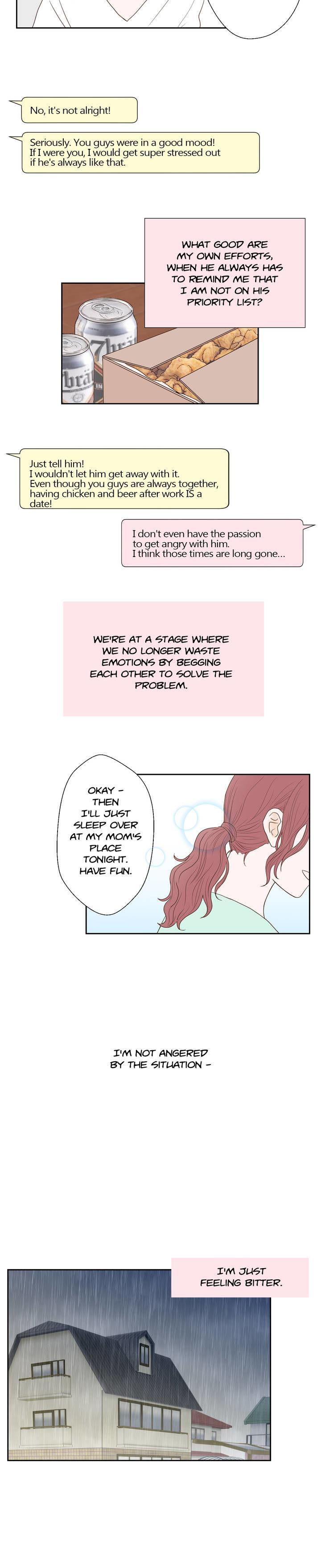 Honey Bed Talk - Chapter 3