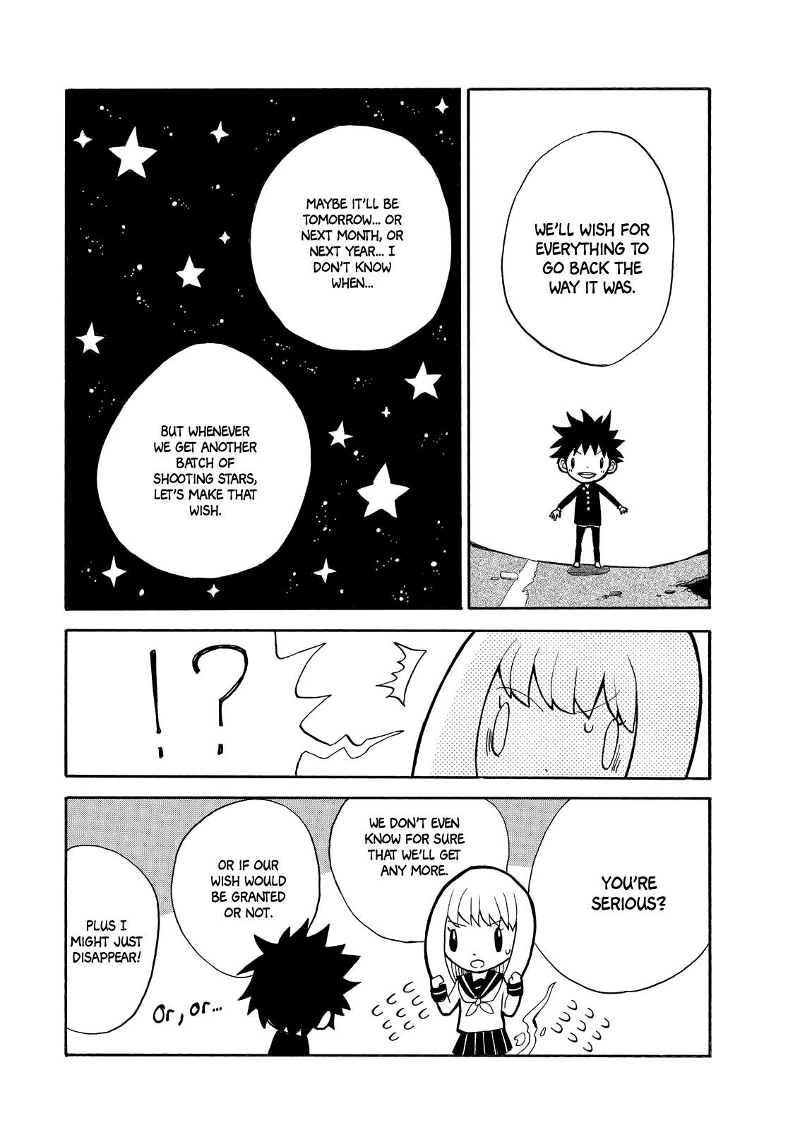 Hoshi ni Negai o Futatabi Ch.0