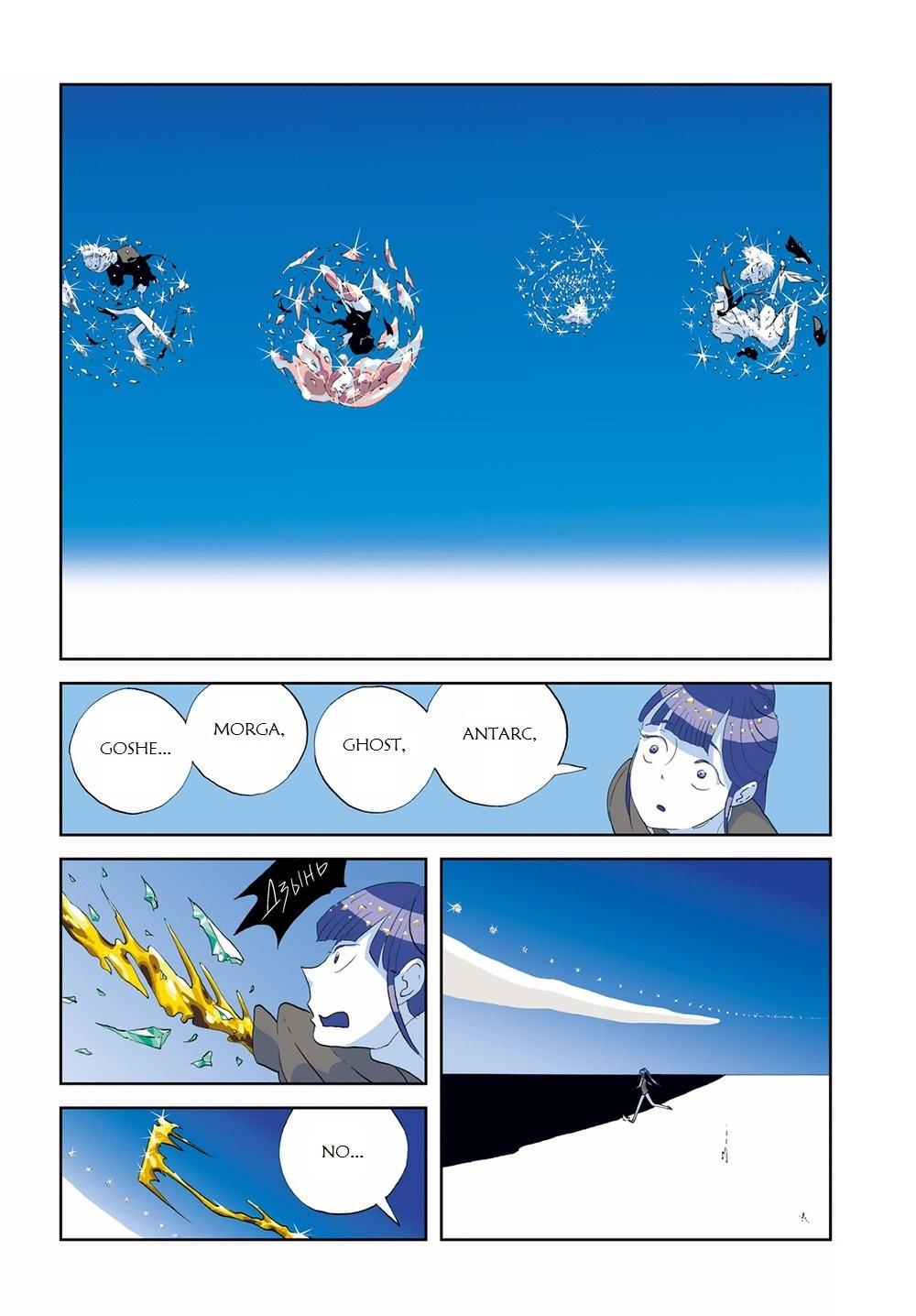 Houseki no Kuni - Chapter 49