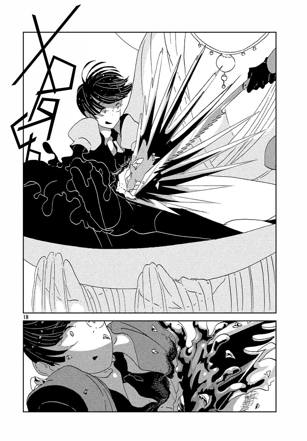 Houseki no Kuni - Chapter 53