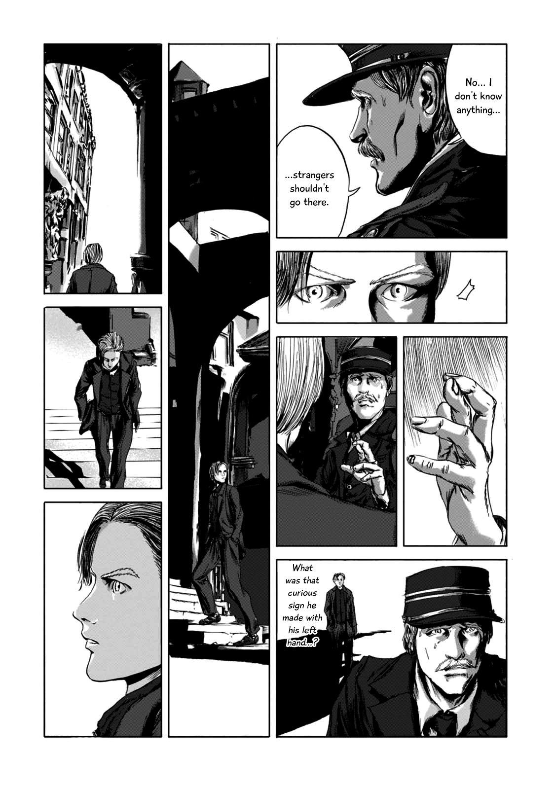 H.P.Lovecrafts The Haunter of The Dark Ch.2