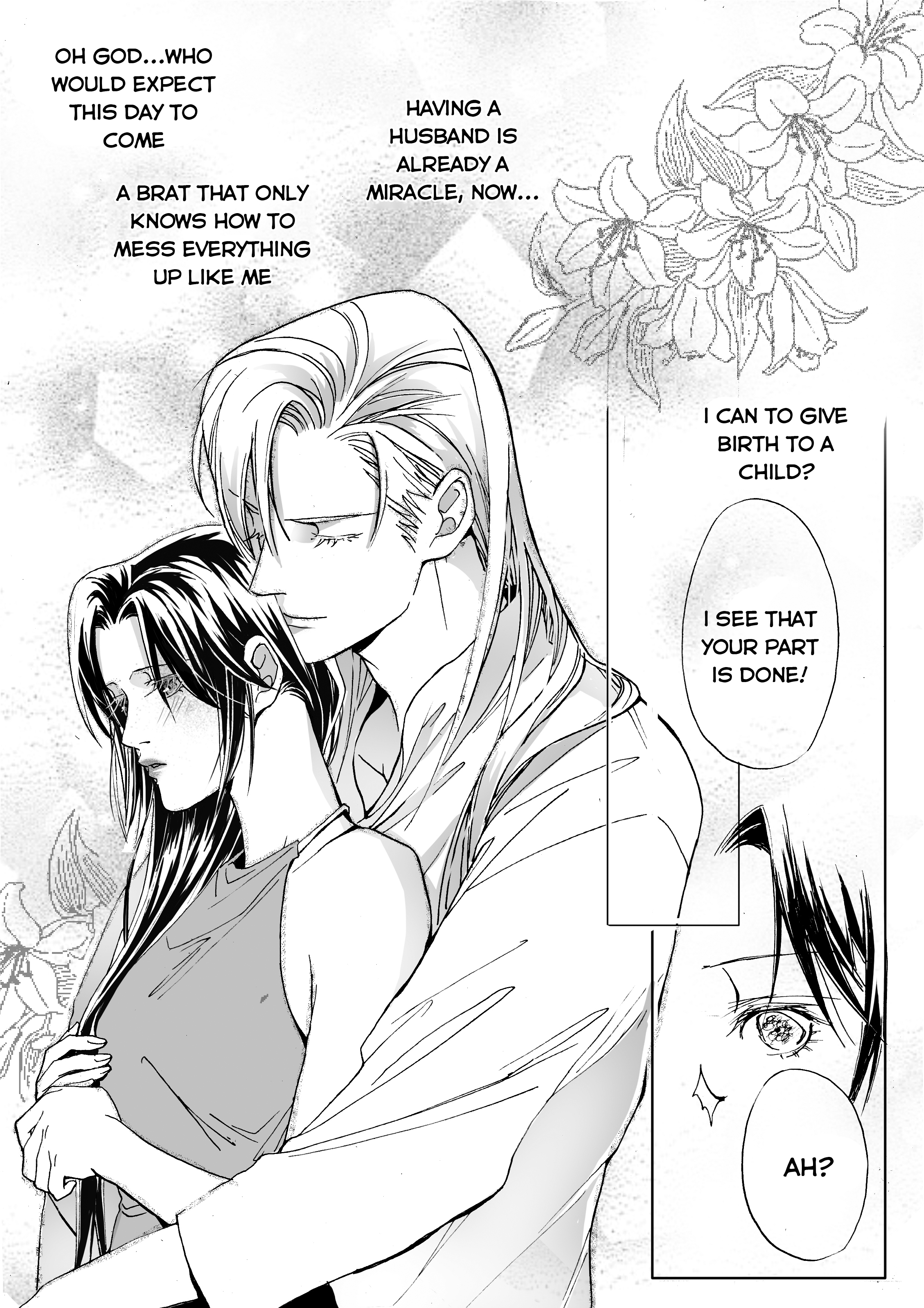 I Will Not Get Married Ch.4