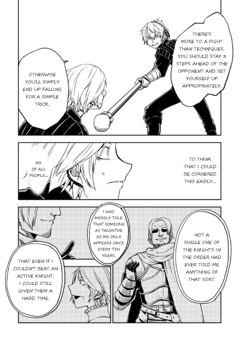 Isekai Tensei Soudouki - Chapter 19