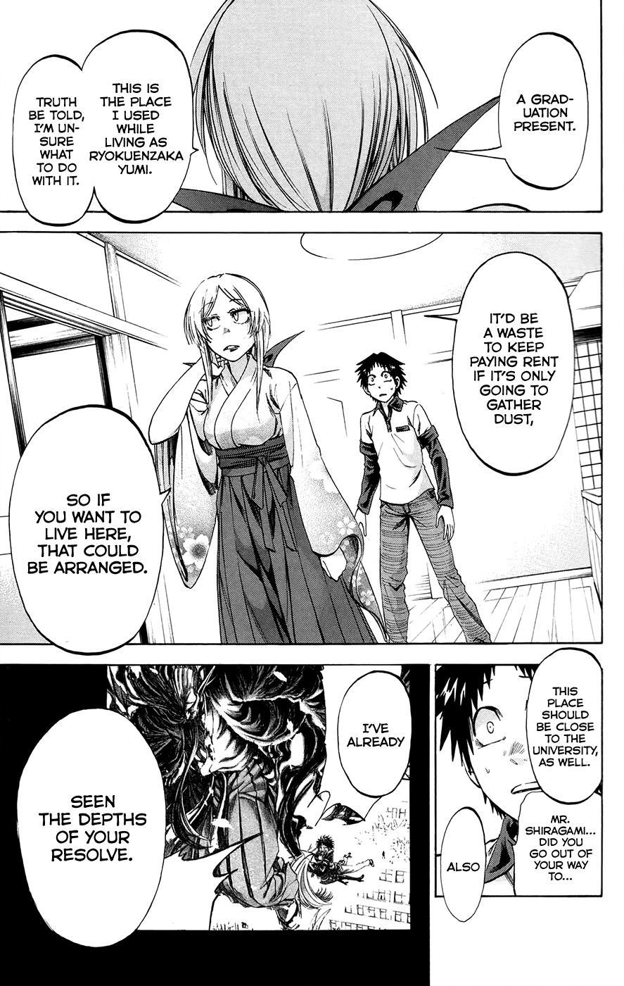 Jitsu wa Watashi wa - Chapter 215