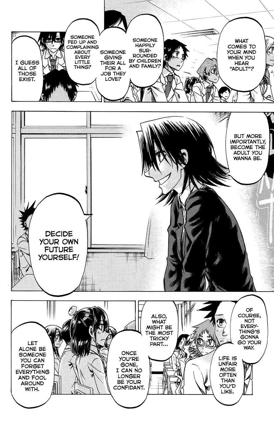 Jitsu wa Watashi wa - Chapter 216