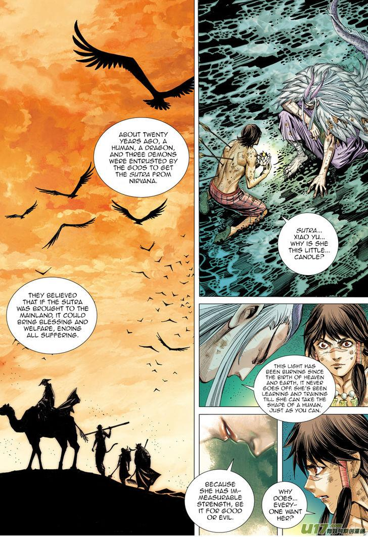 Journey To The West (zheng Jian He) Manhua