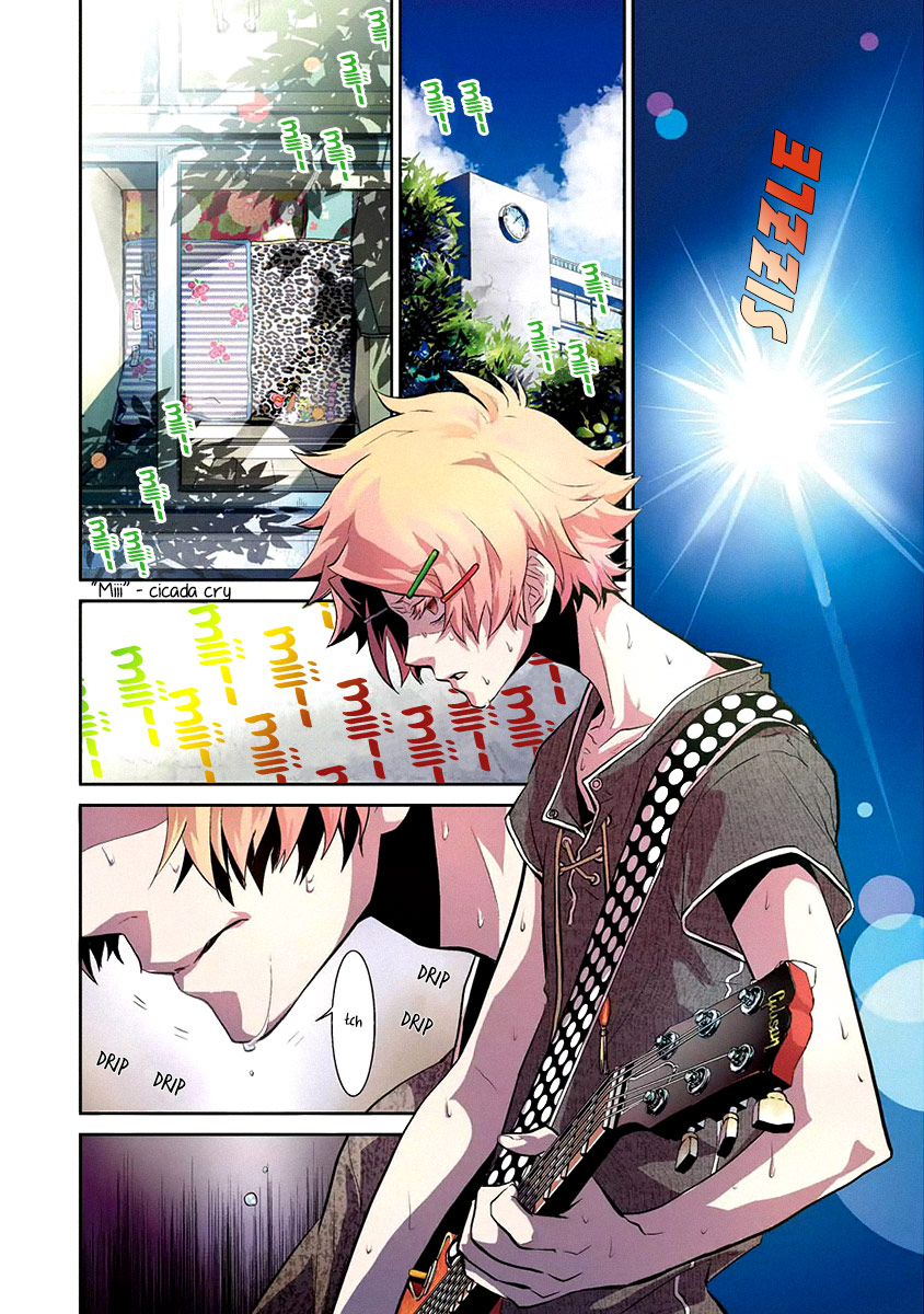 Kaidan Tochuu no Big Noise - Chapter 13
