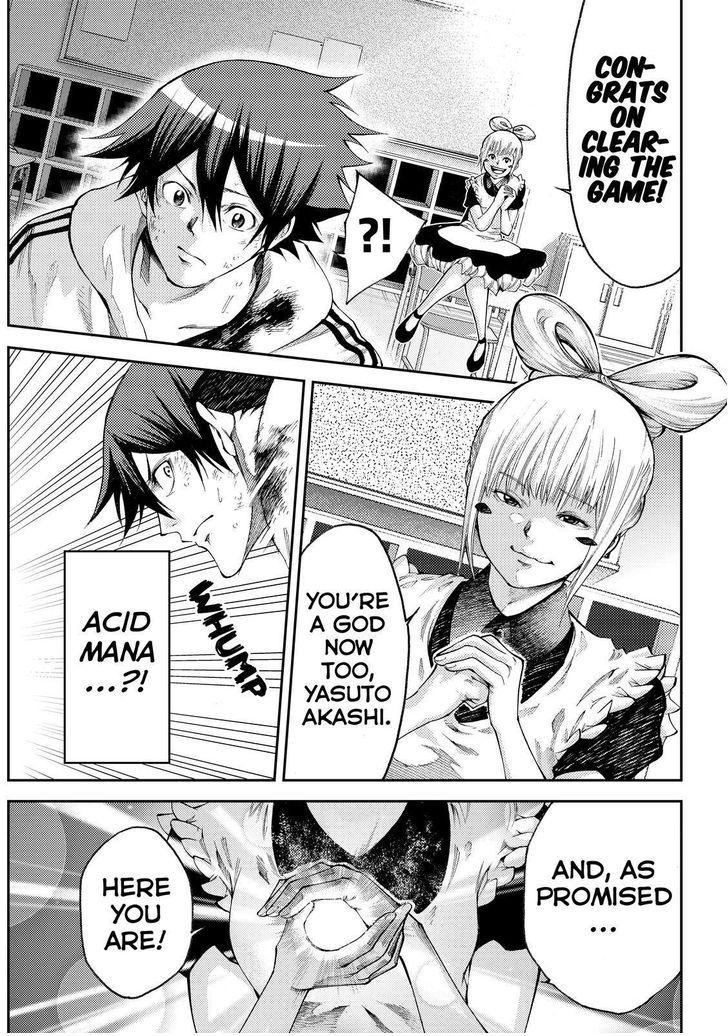 Kami-sama no Iutoori Part 2 - Chapter 179