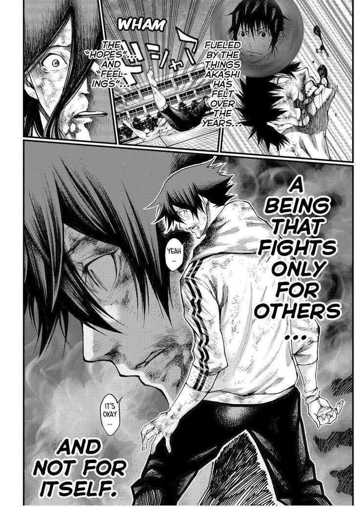 Kami-sama no Iutoori Part 2 - Chapter 186