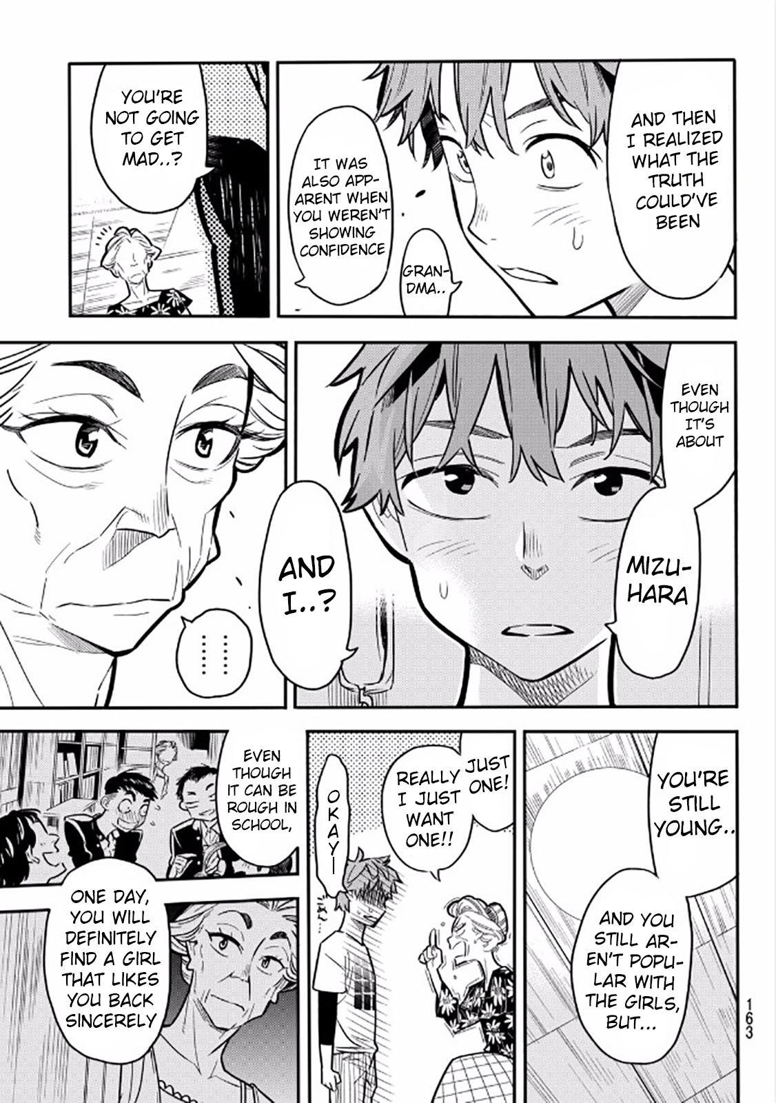 Kanojo, Okarishimasu - Chapter 3