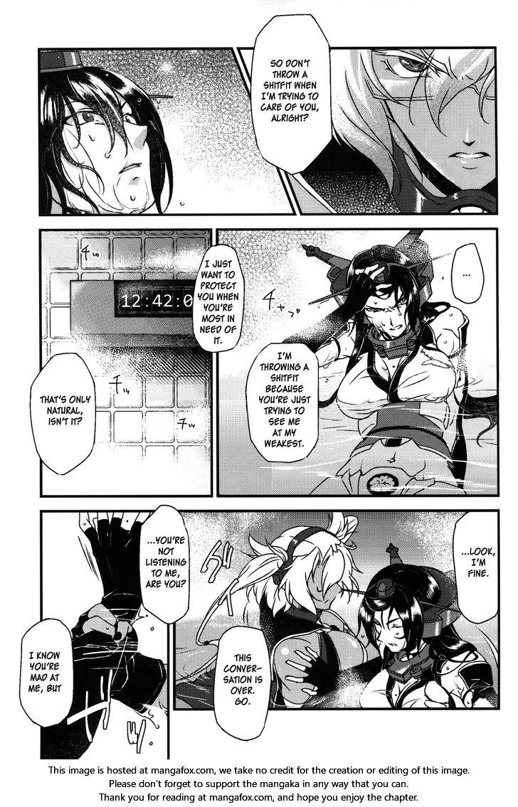 Kantai Collection dj - Musashi x Nagato Anthology Beast Emotion - Chapter 1