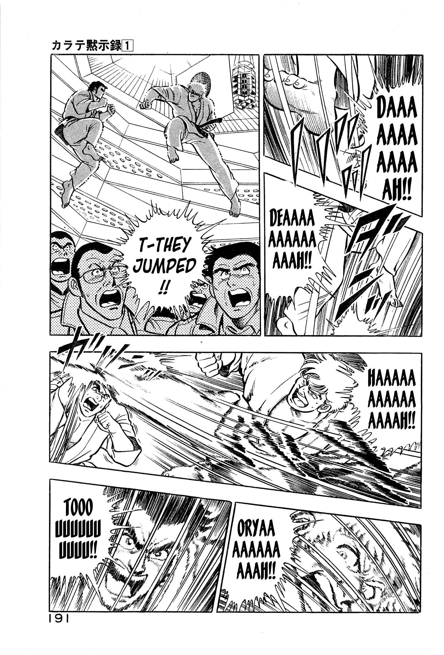 Karate Mokushiroku Ch.6
