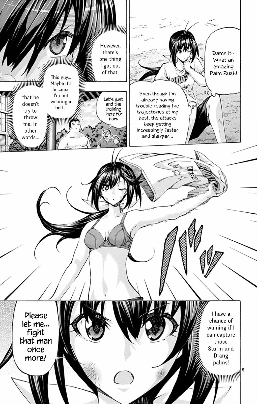 Keijo!!!!!!!! - Chapter 105