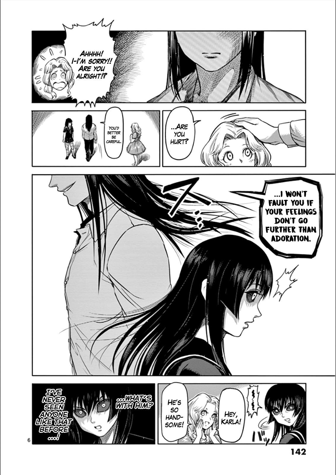 Kengan Ashua - Chapter 88