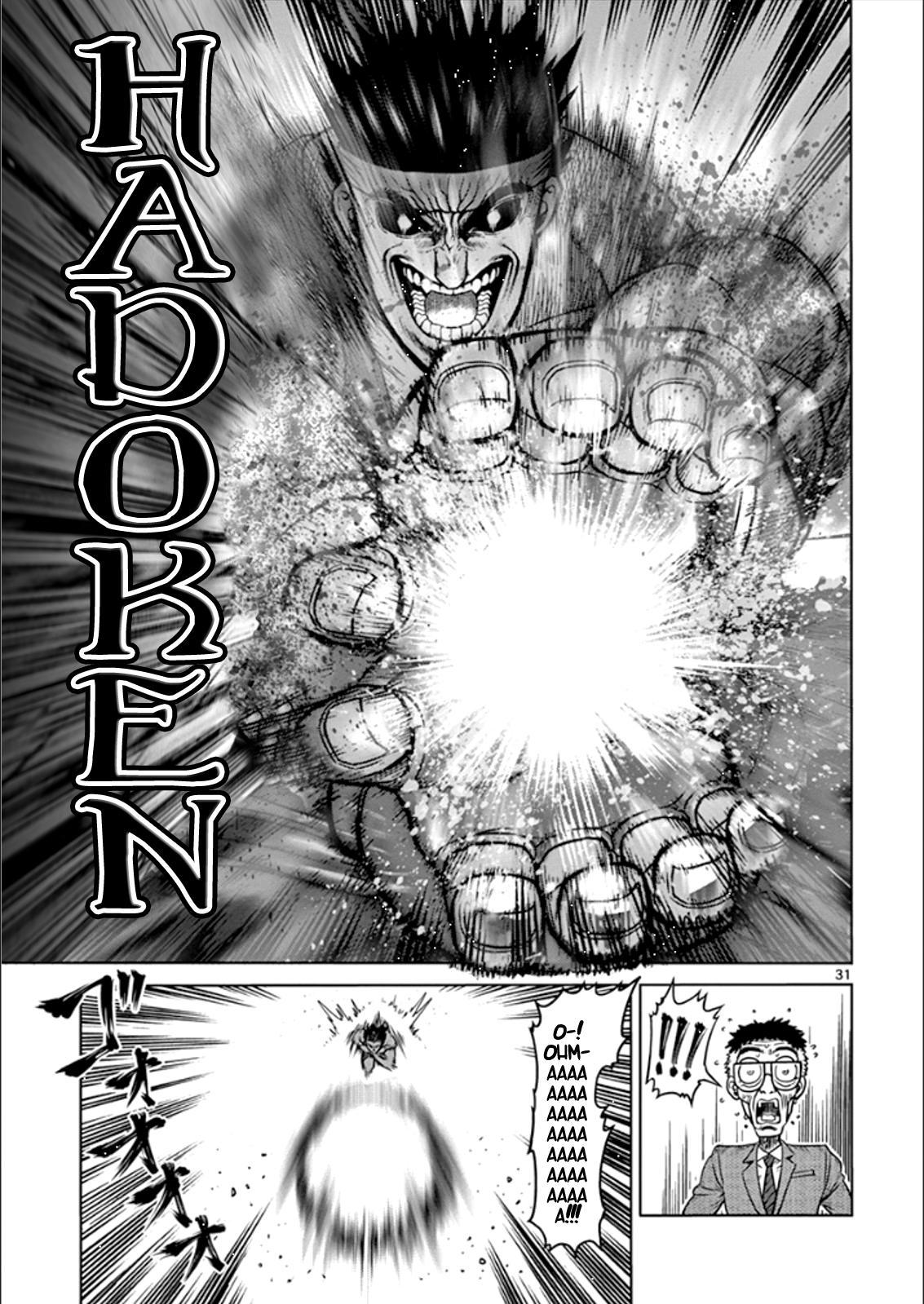 Kengan Ashua - Chapter 89