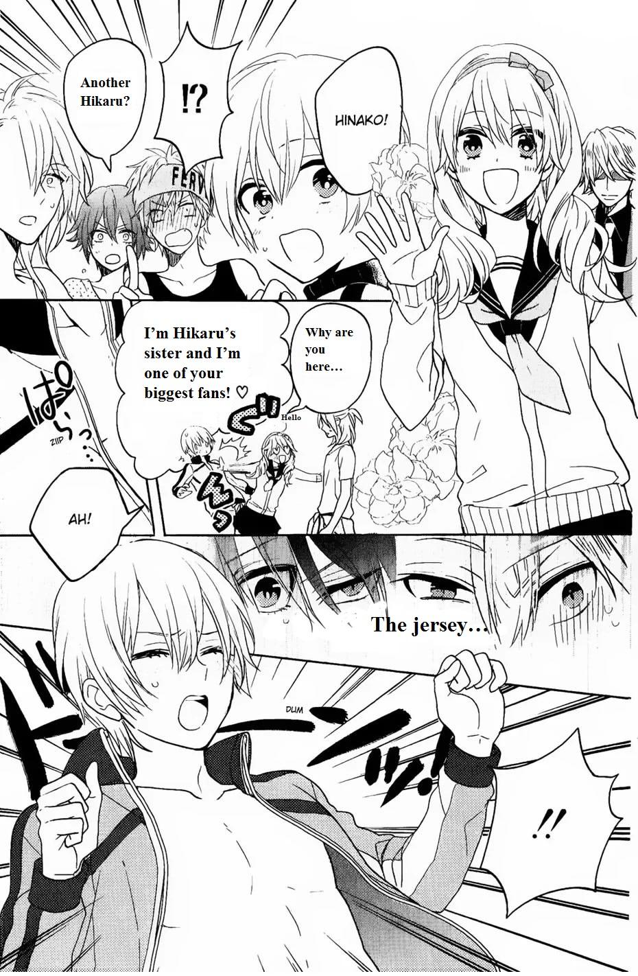 Kenka Bancho Otome - Koi no Battle Royale - Chapter 3