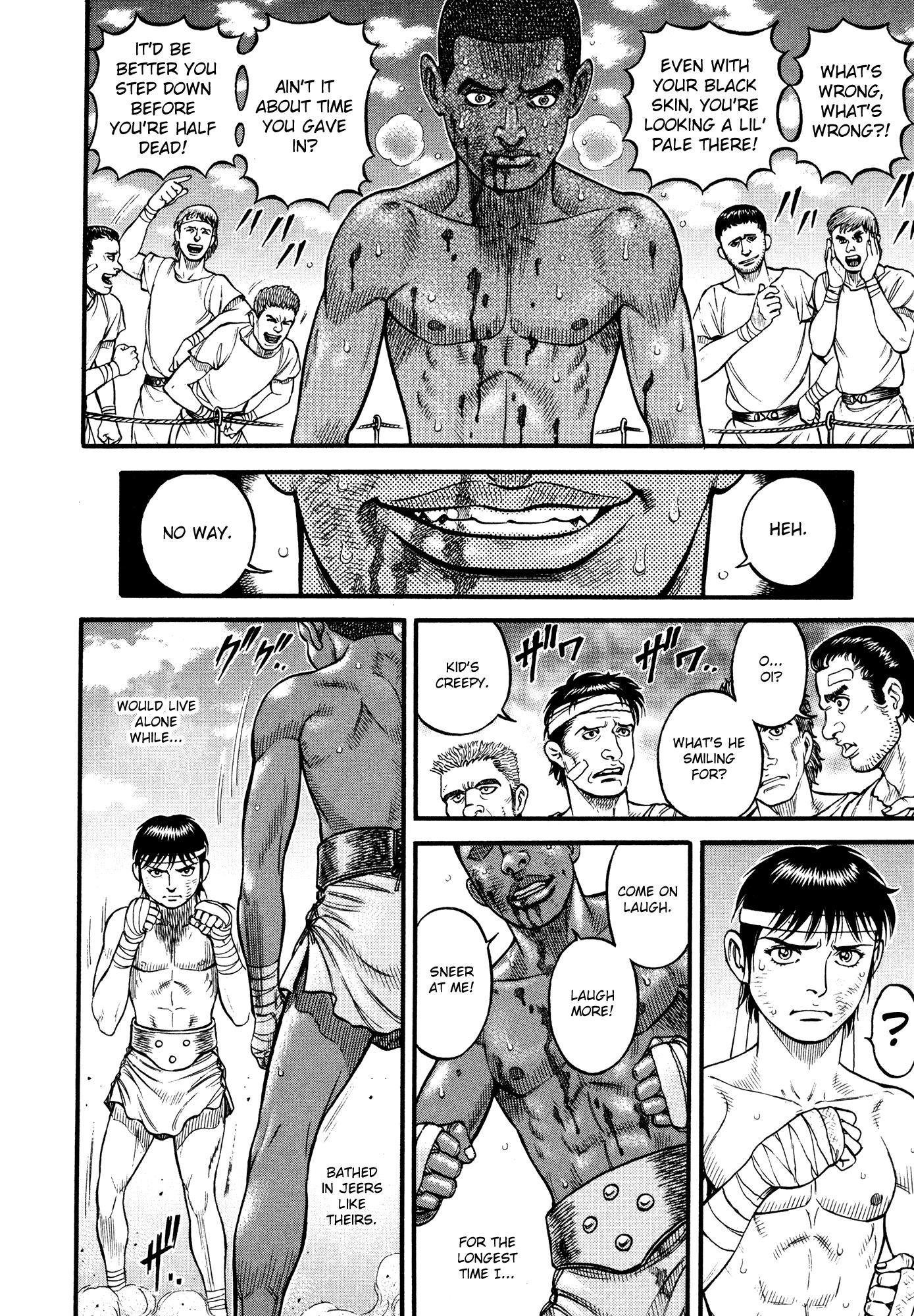 Kento Ankokuden Cestvs - Chapter 82