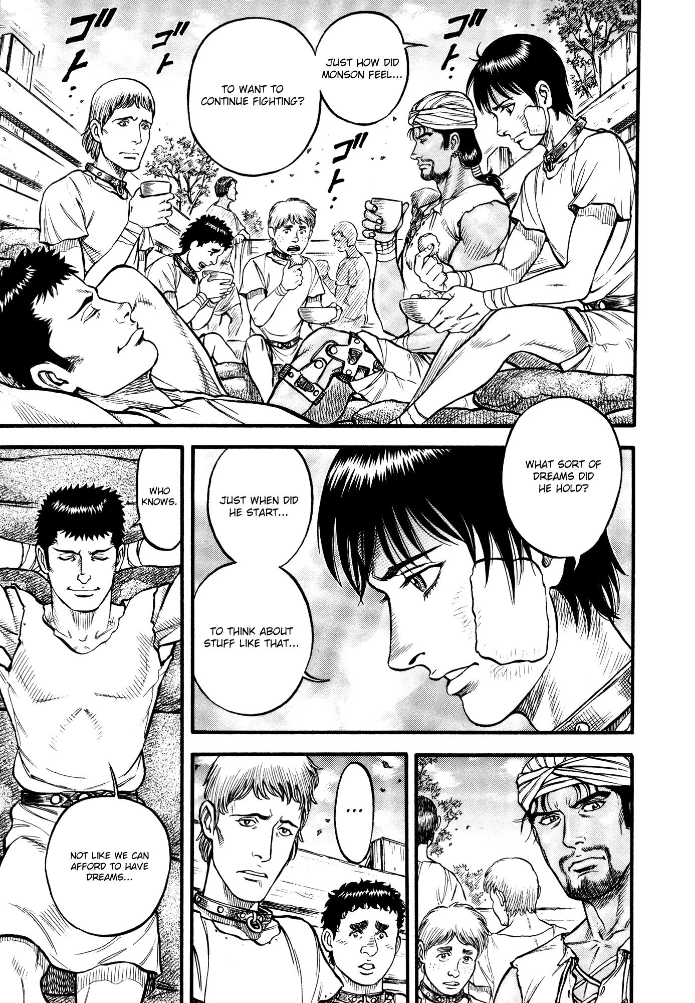 Kento Ankokuden Cestvs - Chapter 85