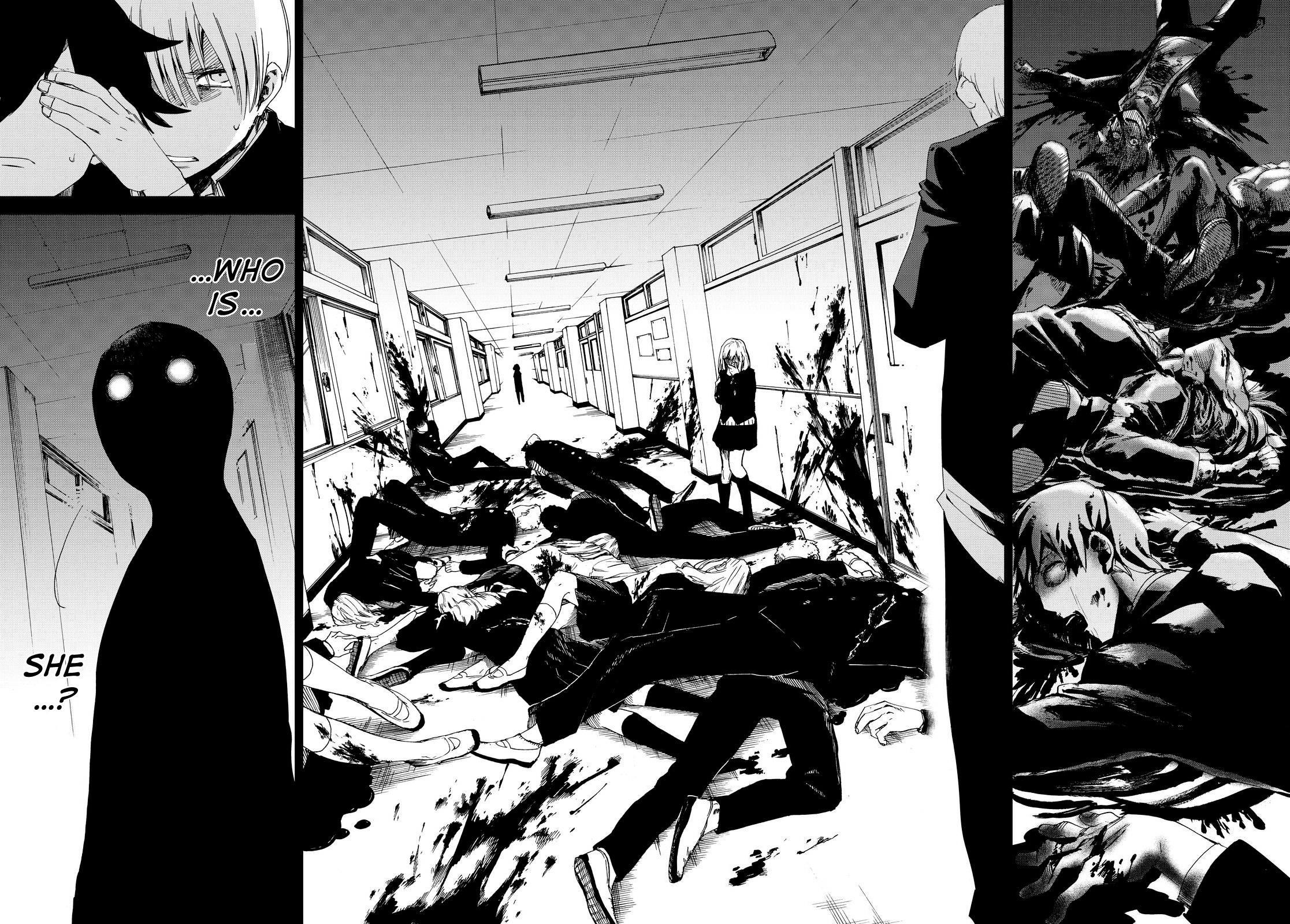 Killer Killer - Chapter 9