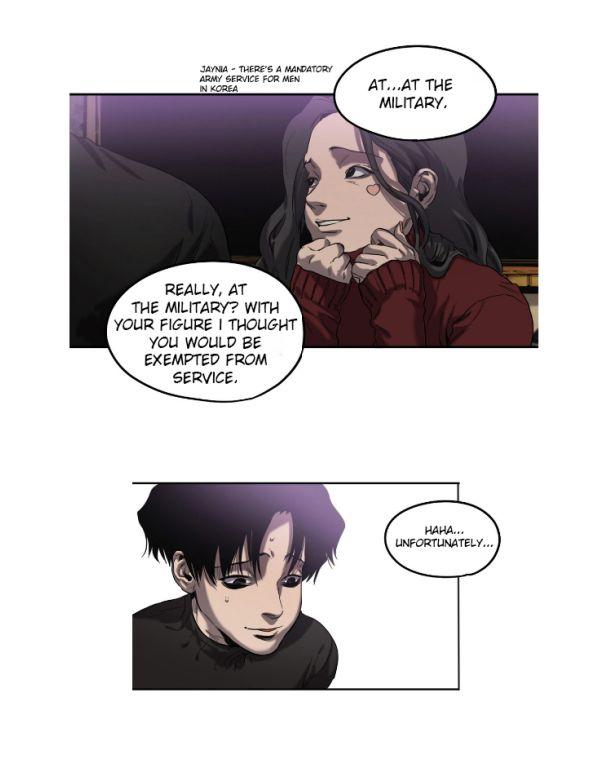 Killing Stalking - Chapter 19