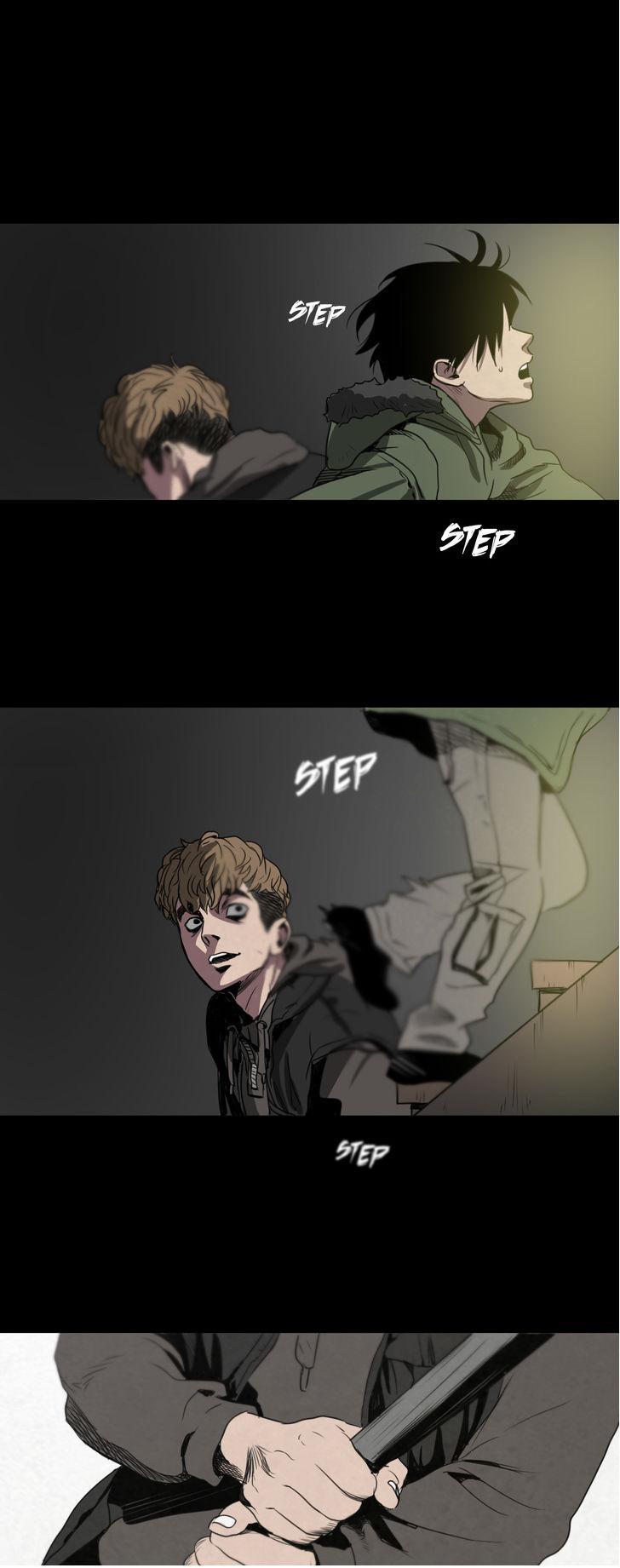 Killing Stalking - Chapter 2