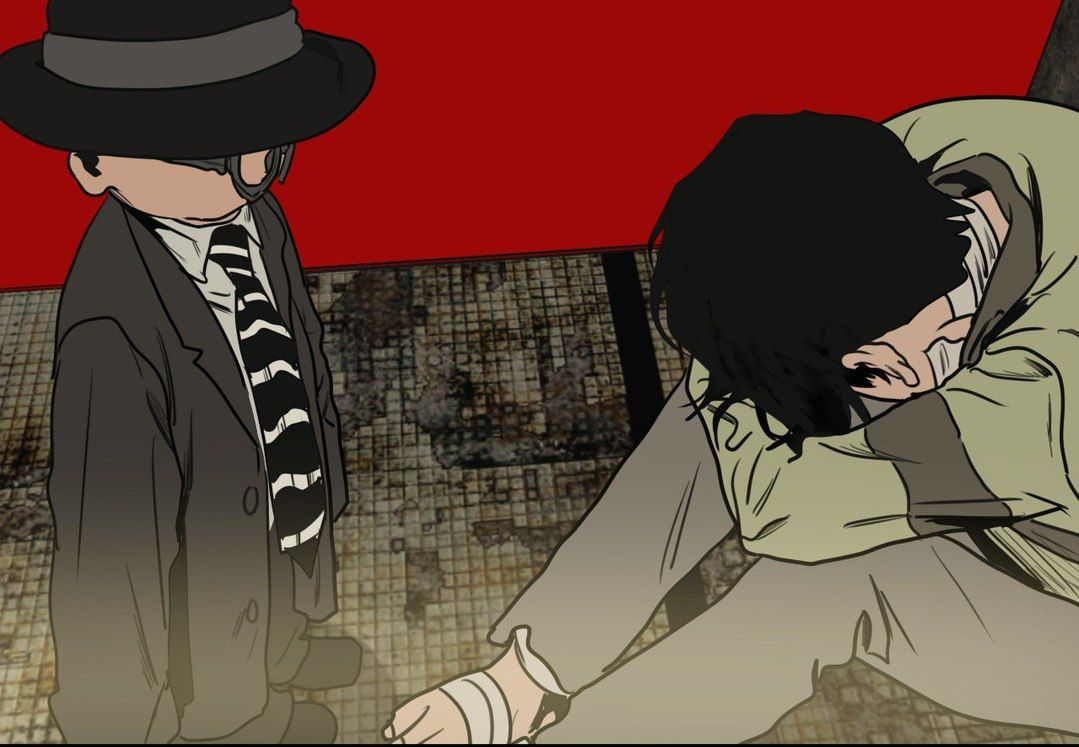 Killing Stalking - Chapter 34