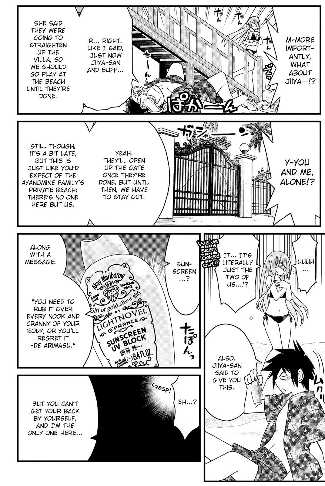 Kin no Kanojo Gin no Kanojo - Chapter 21