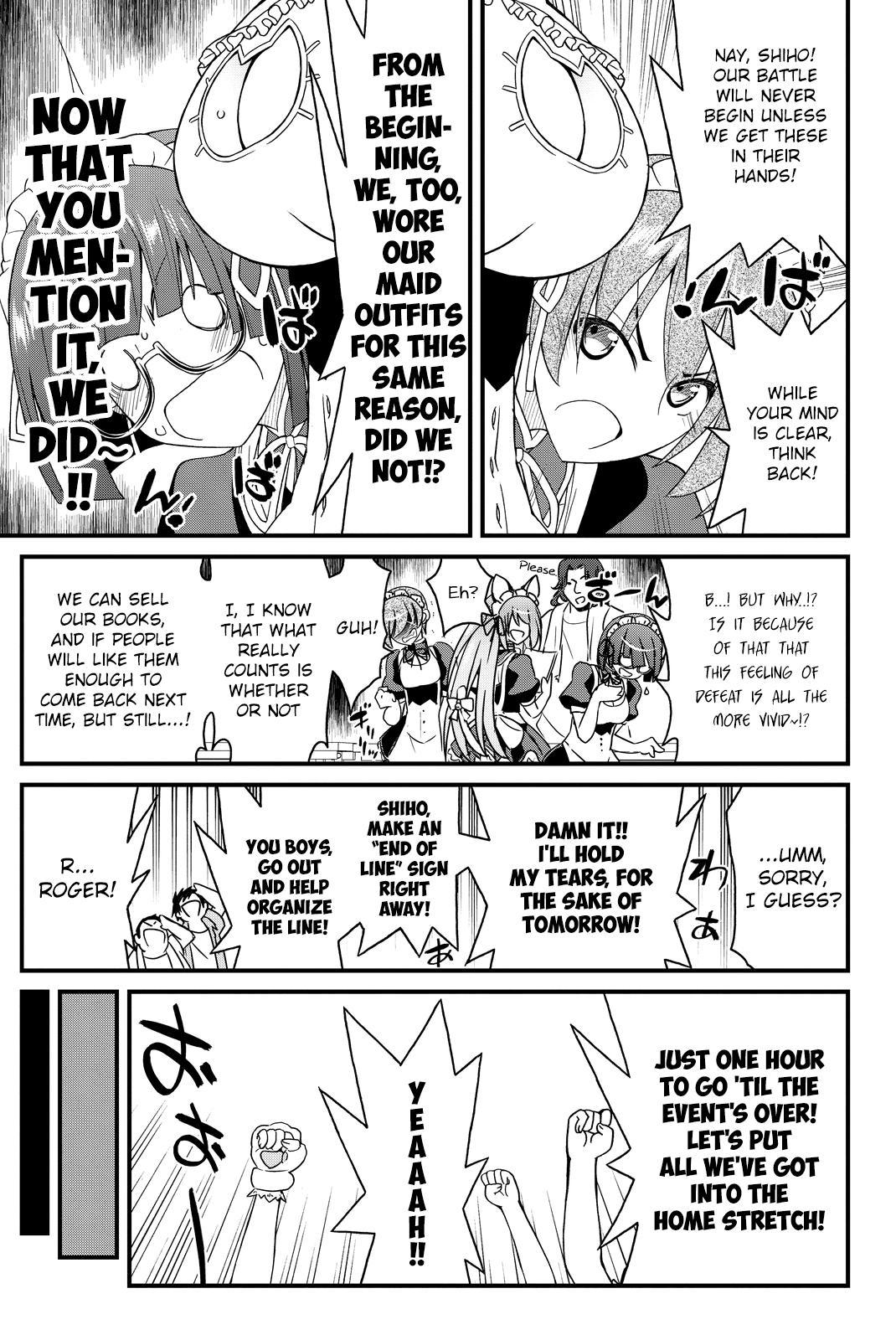 Kin no Kanojo Gin no Kanojo - Chapter 28