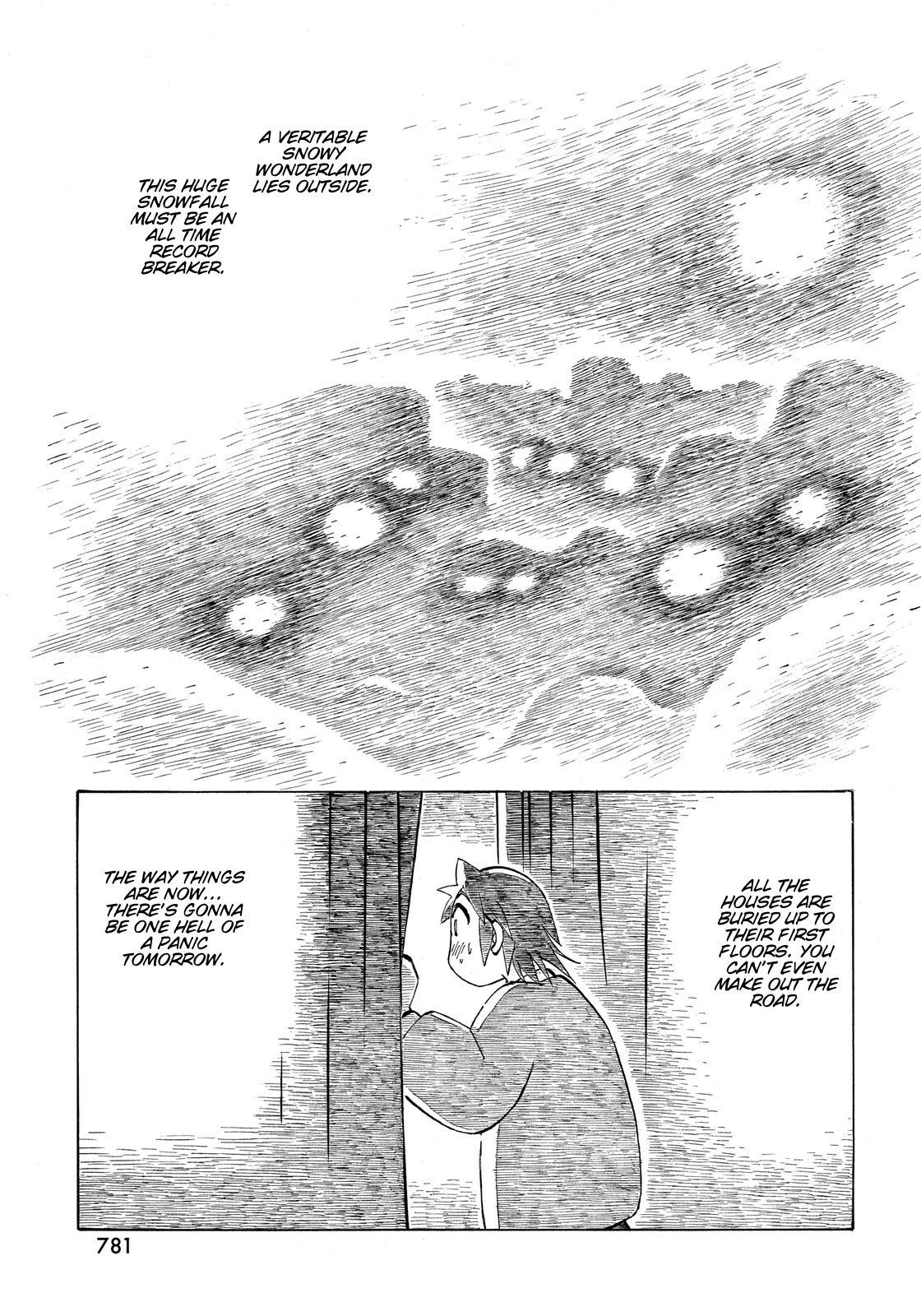 Kotonoba Drive - Chapter 24