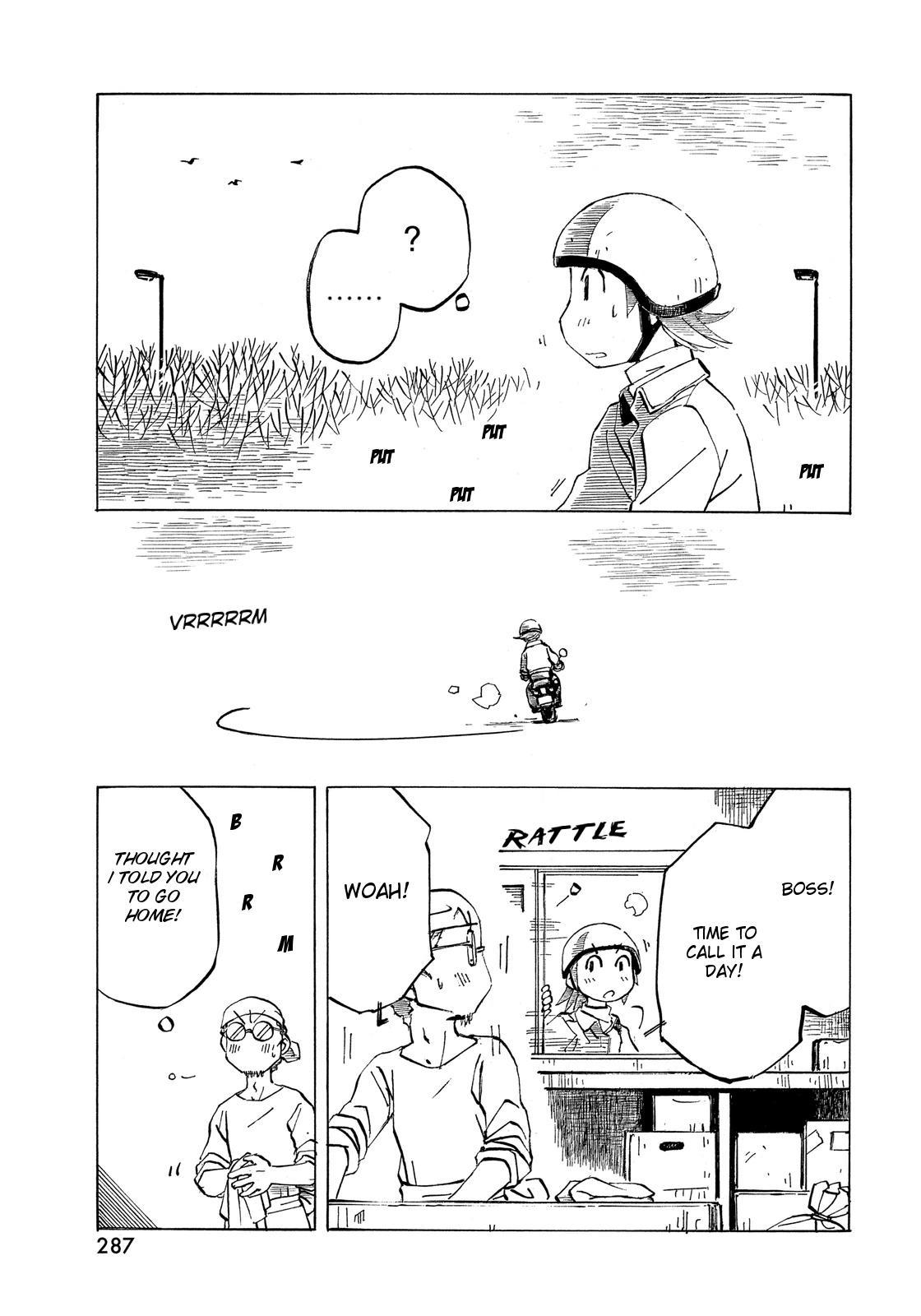 Kotonoba Drive - Chapter 25