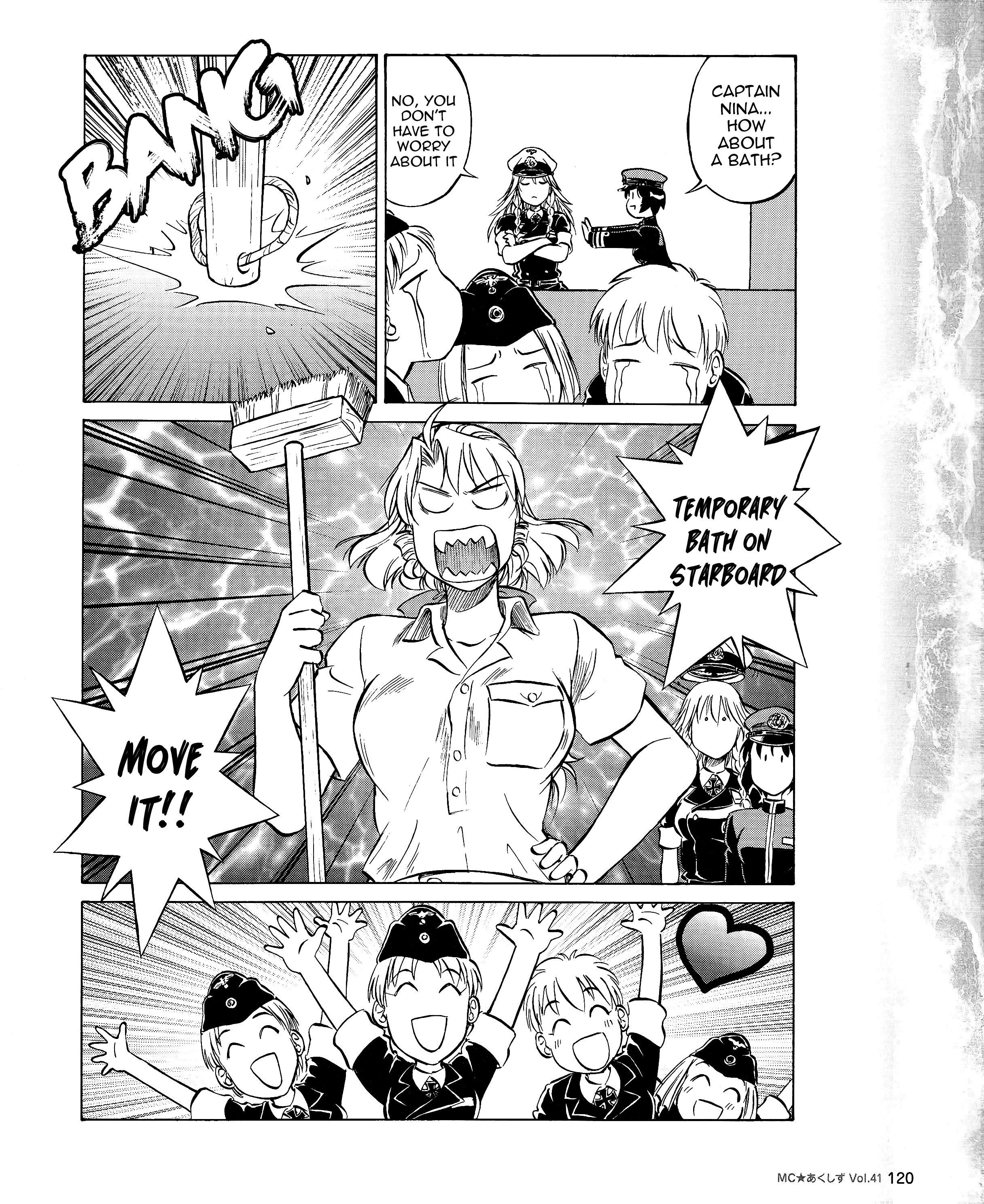Kurogane Pukapuka Tai - Chapter 44