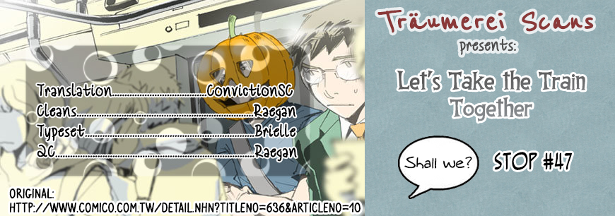 Lets Take the Train Together, Shall We? - Chapter 49