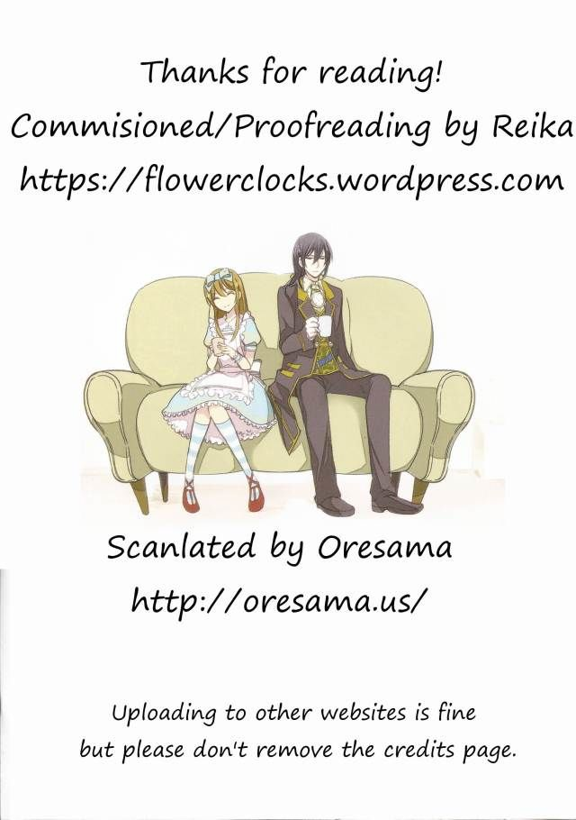 Love, Storms, and Flower Clocks: Alice in the Country of Hearts ~ Wonderful Twin World ~ - Chapter 5