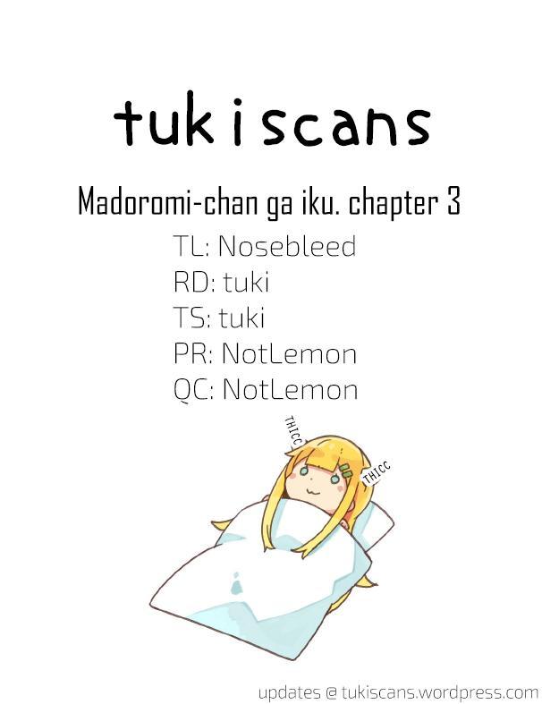 Madoromi-chan ga Iku.