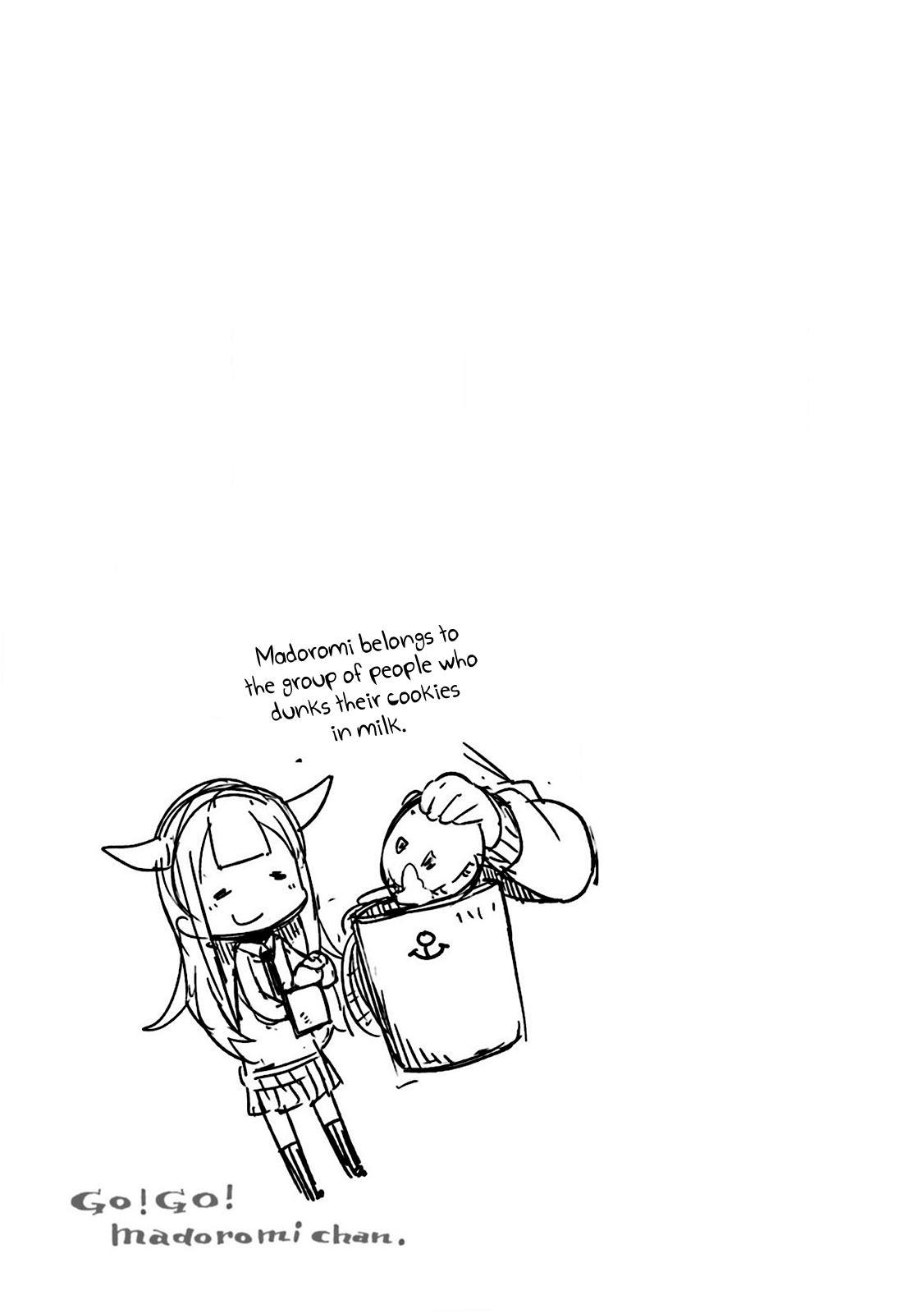 Madoromi-chan ga Iku. - Chapter 3