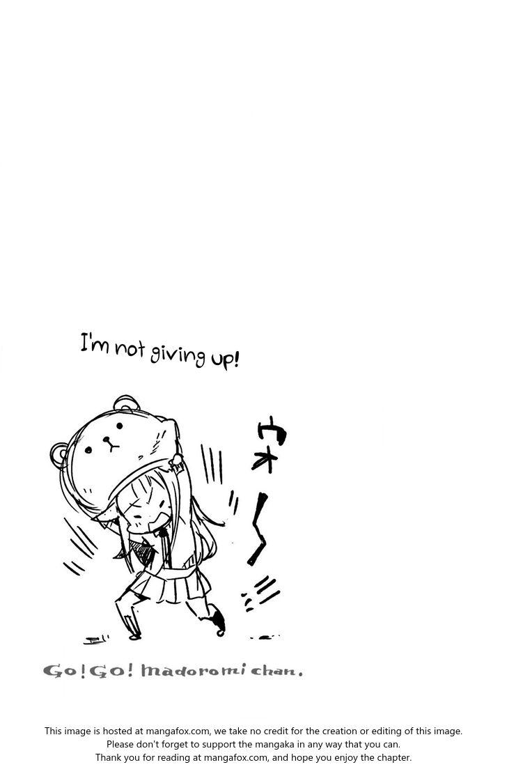 Madoromi-chan ga Iku. Ch.7