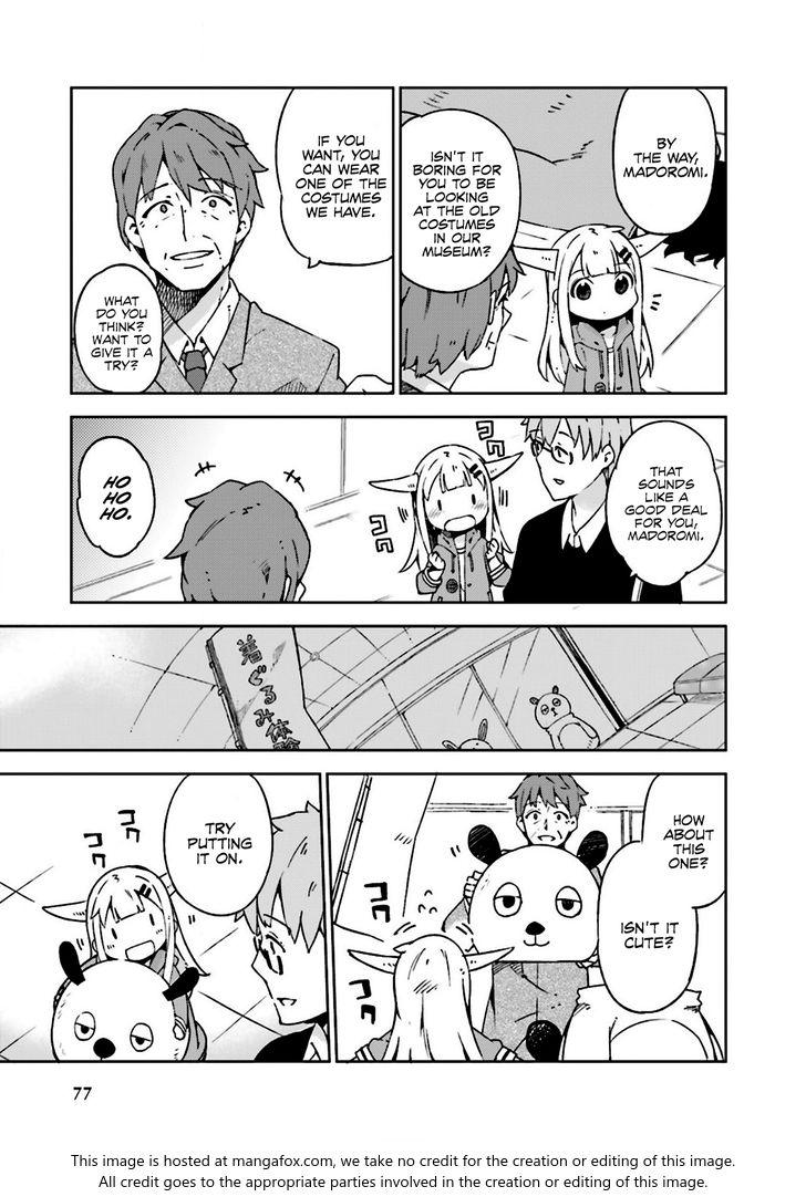 Madoromi-chan ga Iku. - Chapter 7