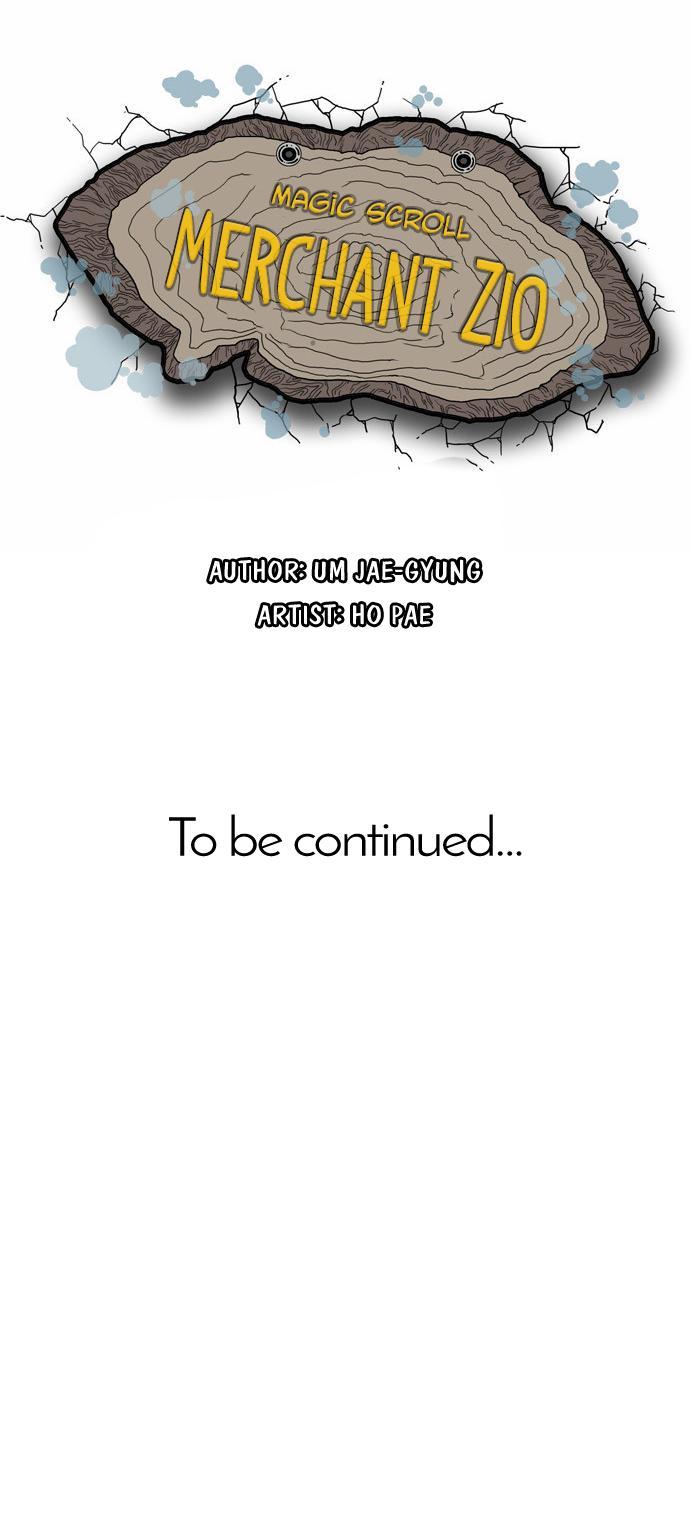 Magic scroll merchant Zio - Chapter 14