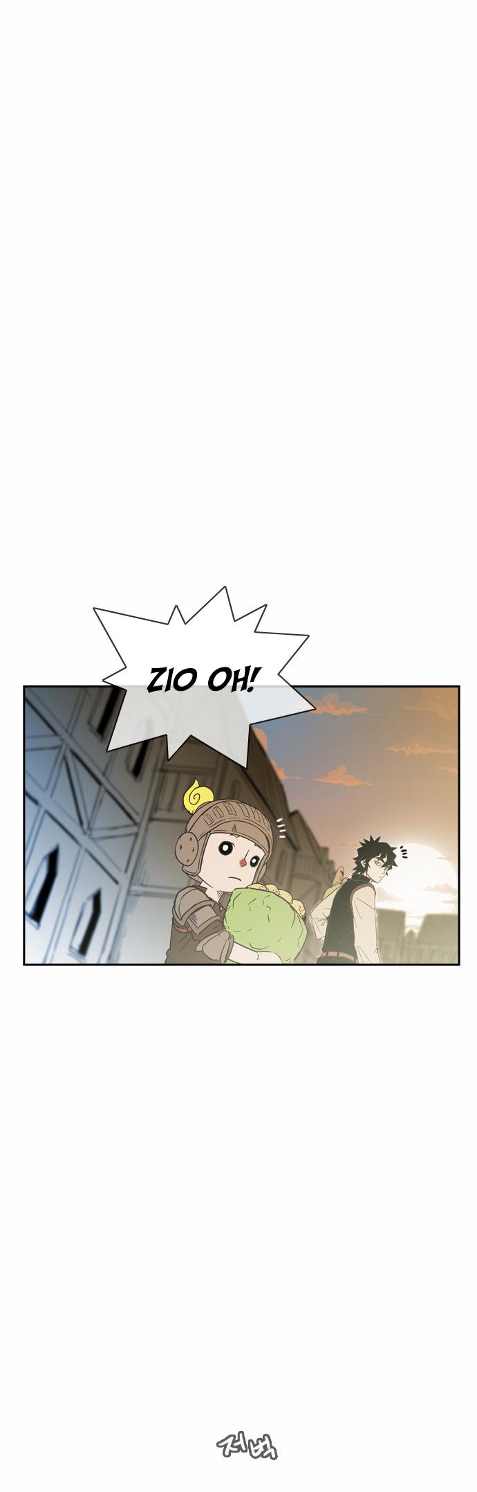 Magic scroll merchant Zio - Chapter 8