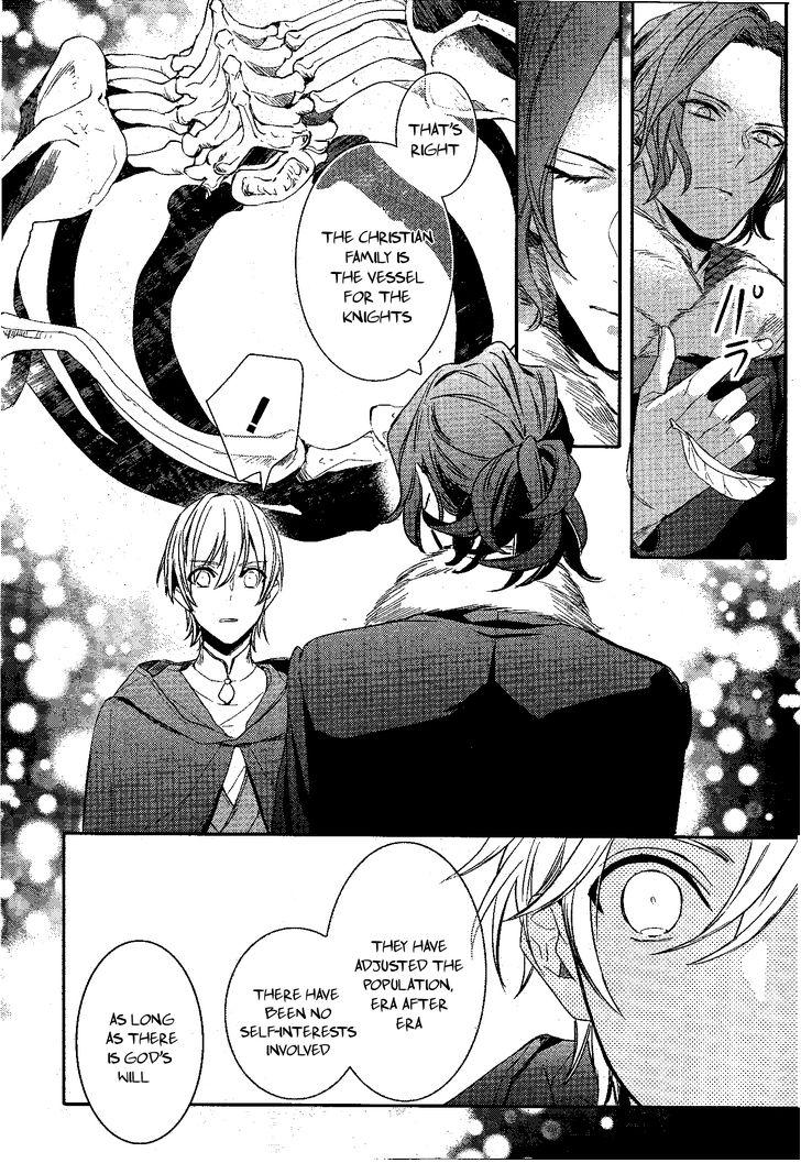 Makai Ouji: Devils and Realist - Chapter 85