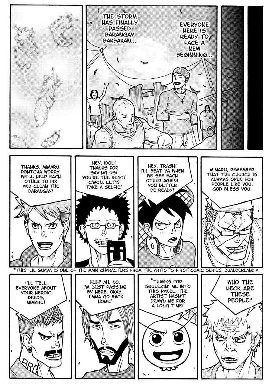 Mimaru: The Dirty Ninja Ch.4