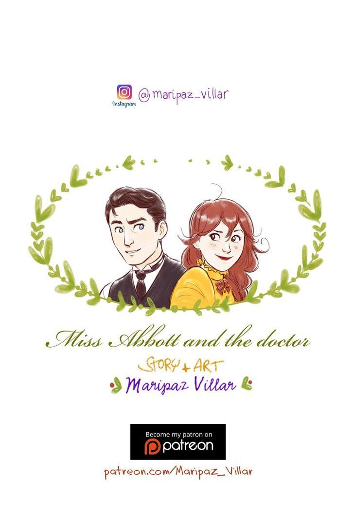 Miss Abbott And The Doctor - Chapter 29