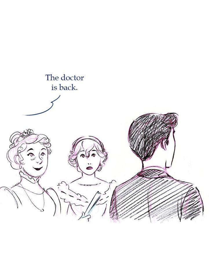 Miss Abbott And The Doctor - Chapter 30