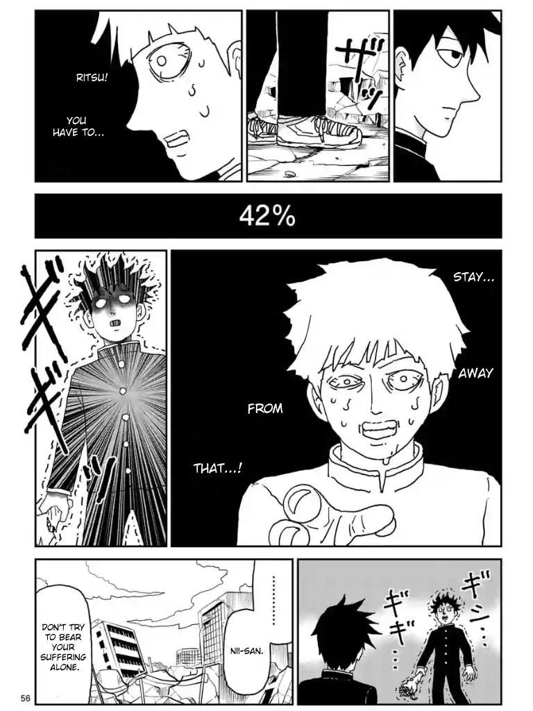 Mob Psycho 100 - Chapter 231