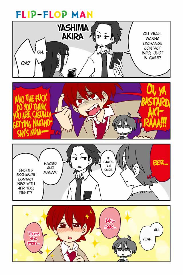 Mousou Telepathy - Chapter 53