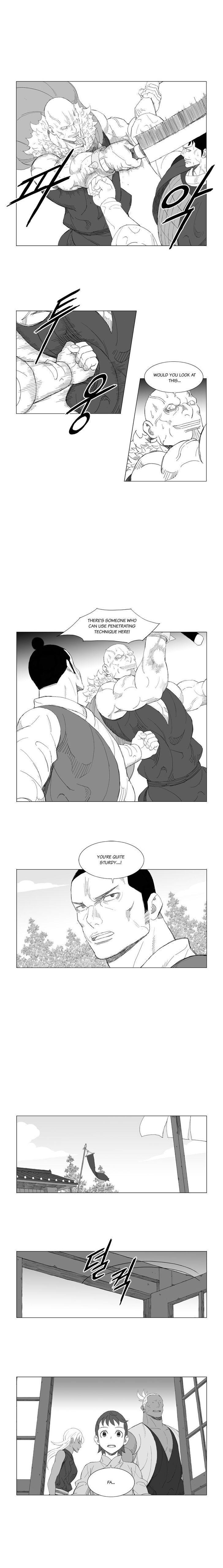 Mujang - Chapter 191