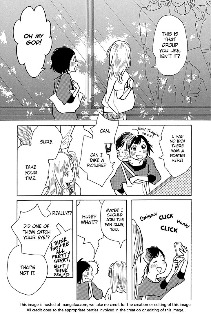 Musume no Iede - Chapter 11