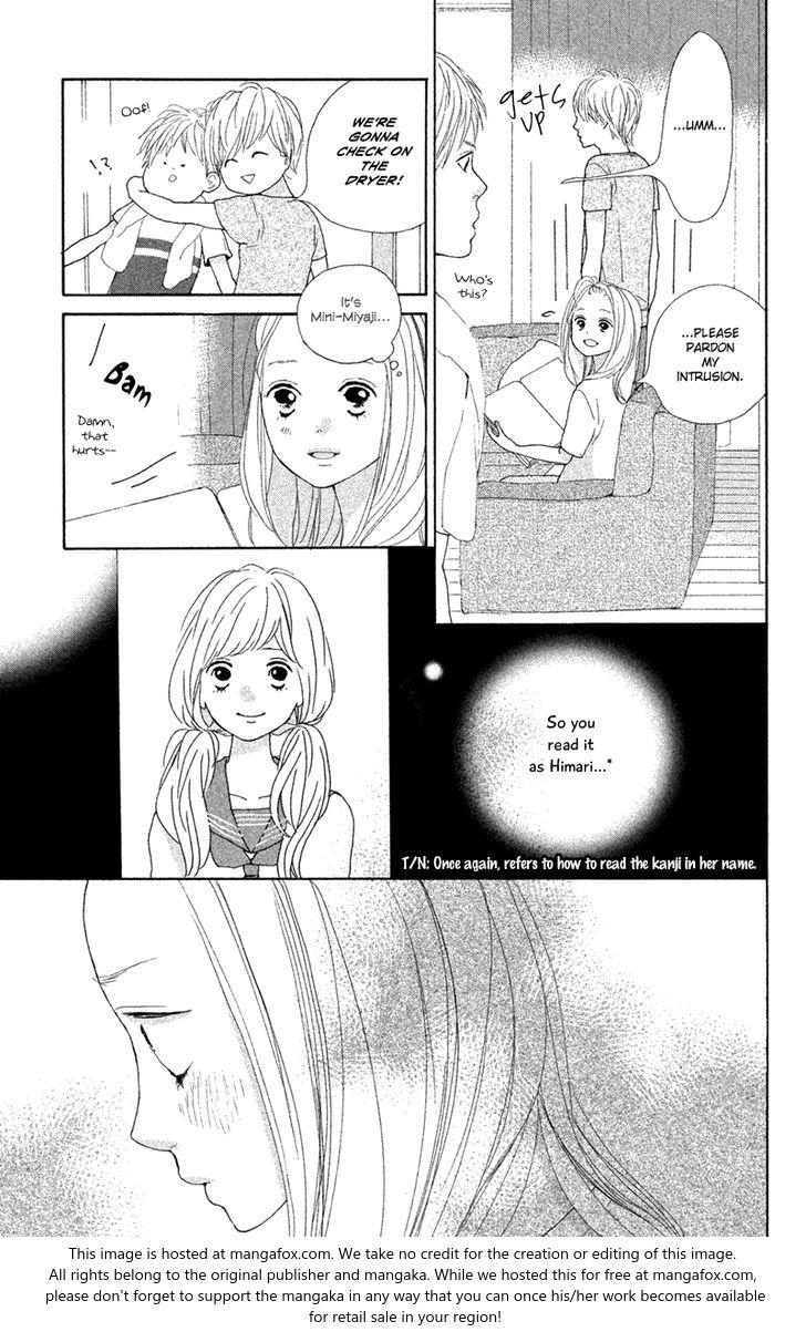 My Boyfriend (Aoi Mamoru) Ch.9