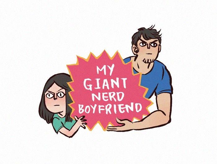 My Giant Nerd Boyfriend - Chapter 100